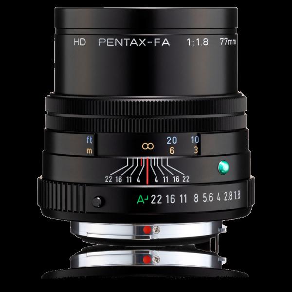 Pentax HD-FA 77/1.8 Limited schwarz